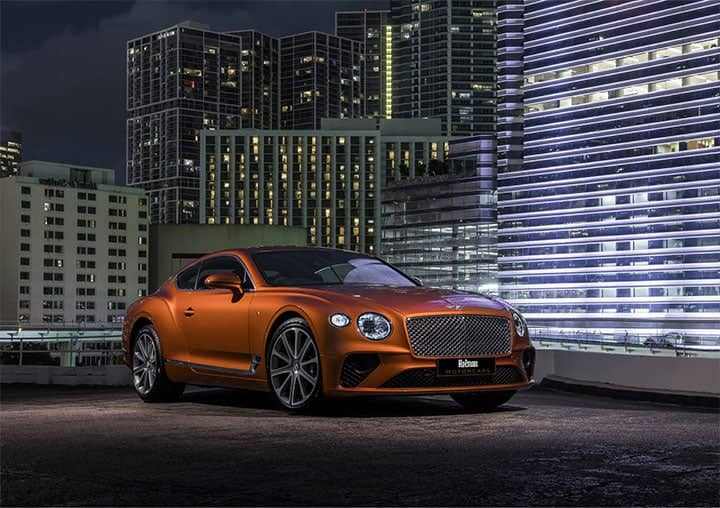 2020 Bentley Continental GT and GTC
