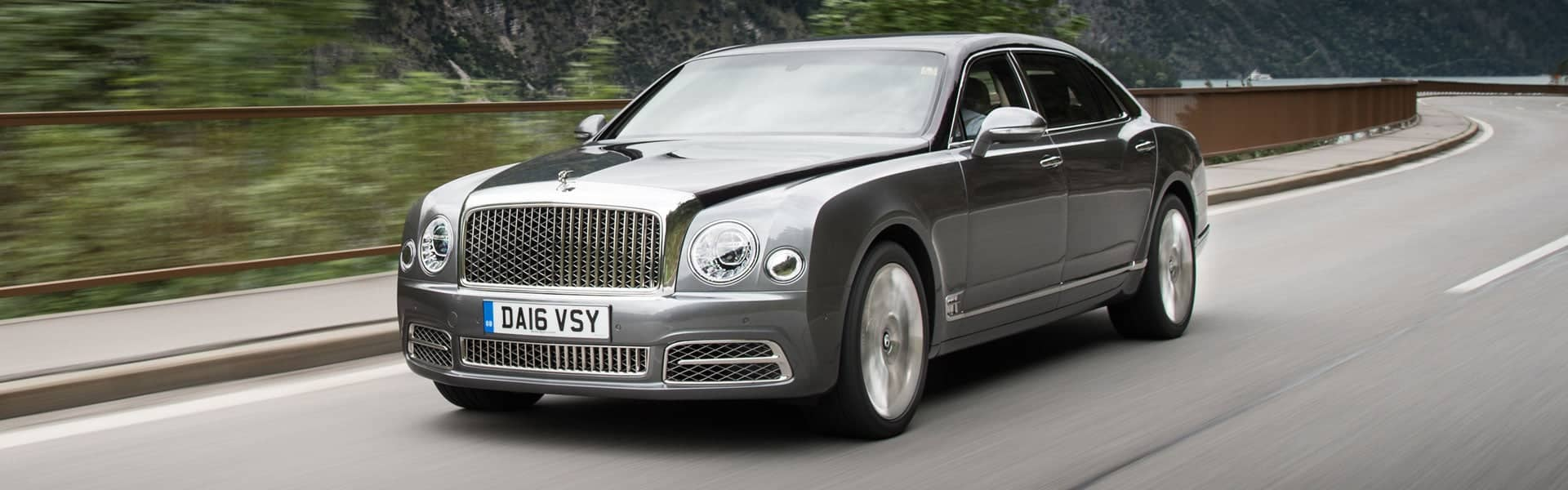 2020 Bentley Mulsanne Review