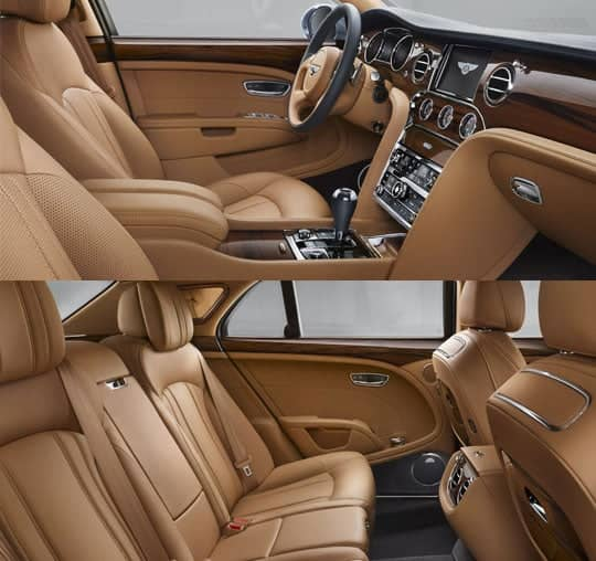 2020 Bentley Mulsanne Interior