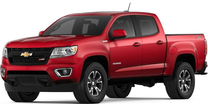 2018 Chevrolet Colorado l Stingray Chevrolet l Plant City, FL
